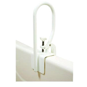 CAREX HEALTH BRANDS White Bathtub Rail - Crescent Medical Supply
