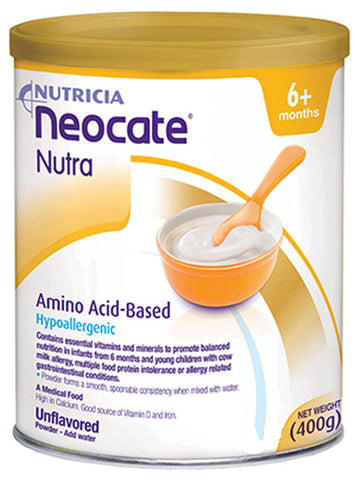 Neocate Nutra Semi-Solid Medical Food 14 oz. Can, Unflavored