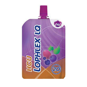 HCU Lophlex LQ Ready To Drink, Juicy Berry 30 x 125mL