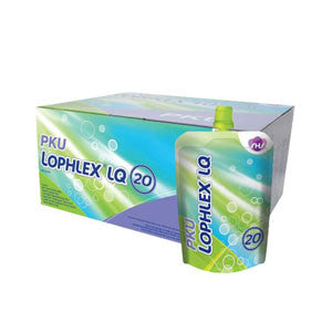 PKU Lophlex LQ 125 mL Pouch, Juicy Tropical