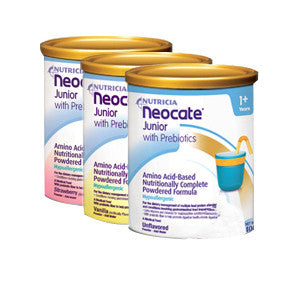 Neocate Junior with Prebiotics 14.1 oz. Can, Strawberry