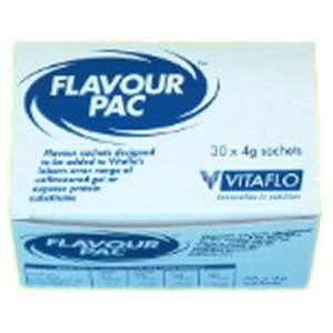VITAFLO USA LLC FlavourPac Powder Blackcurrant - Crescent Medical Supply