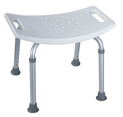CARDINAL HEALTH - MED Shower Chair without Back - Crescent Medical Supply