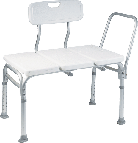 CARDINAL HEALTH - MED Transfer Shower Bench - Crescent Medical Supply