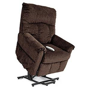 Pride Mobility Specialty 2-Position Chaise Lounger with Wall Hugger