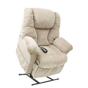"Pride Mobility Products Elegance 3 Position Full Recline Lift Chair Medium, 375 lb Weight Capacity, 54"" to 60"" Height Range, 21"" Seat Width"