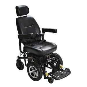 Trident Standard Power Wheelchair Front-Wheel Drive, 20""
