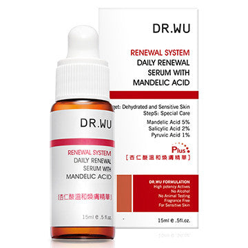 Daily Renewal Serum With Mandelic Acid 15ml