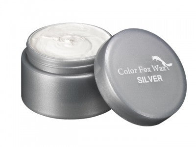 Color Fox Wax Silver Hair Dye 50g