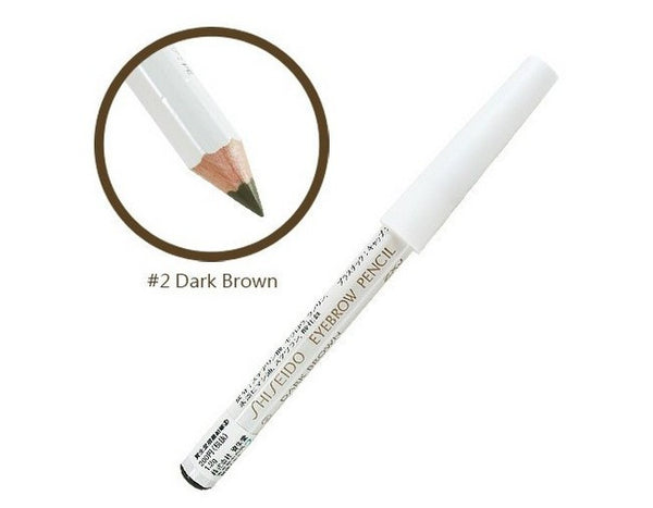 SHISEIDO Eye Brows Pencil Liner Color 02 Dark Brown
