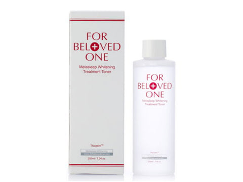 For Beloved One Melasleep Whitening Treatment Toner 200 ml