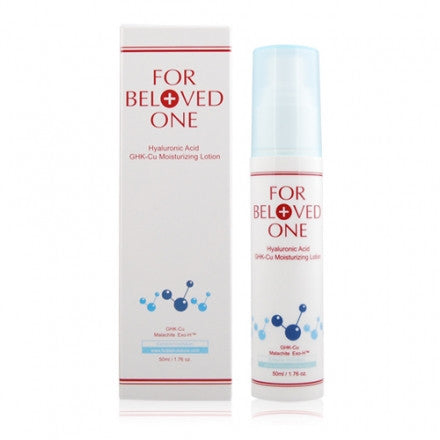 For Beloved One Hyaluronic Acid Tri-Molecules Moisturizing Lotion 50ml