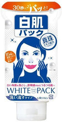 Utena White Pack Wash Type 140g