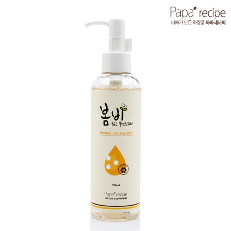 Papa Recipe Bombee Cleansing Water 200ml