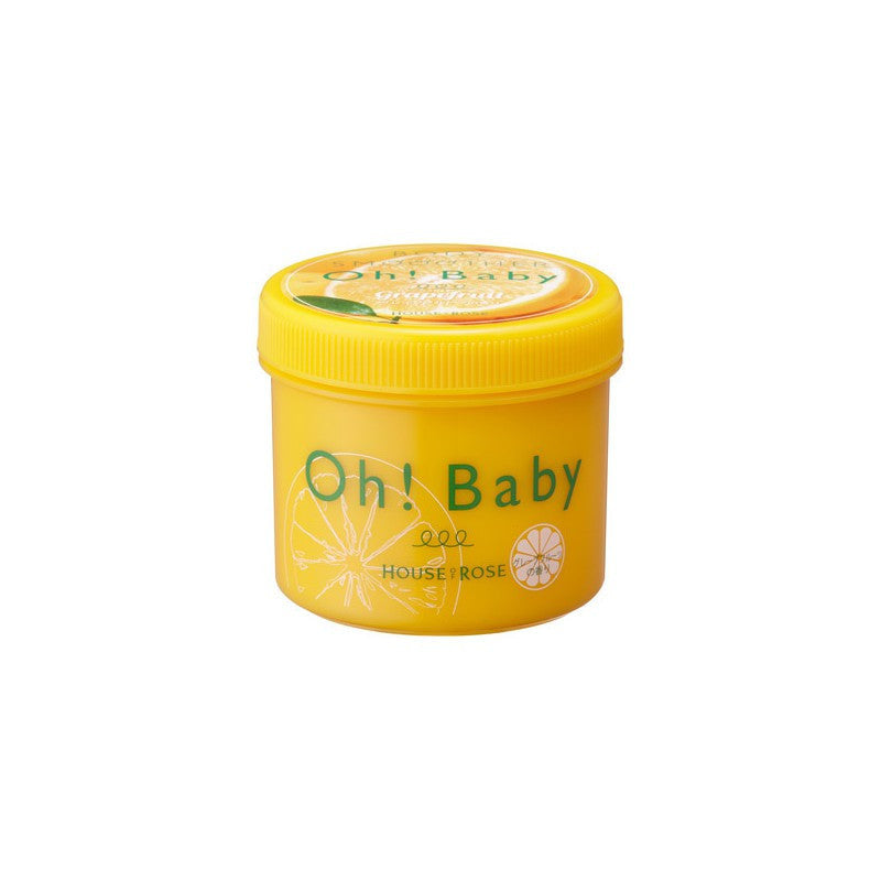 HOUSE OF ROSE Oh! Baby Body Smoother Grapefruit