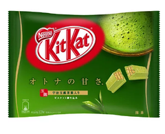 KitKat - Matcha Green Tea Flavour 12pcs