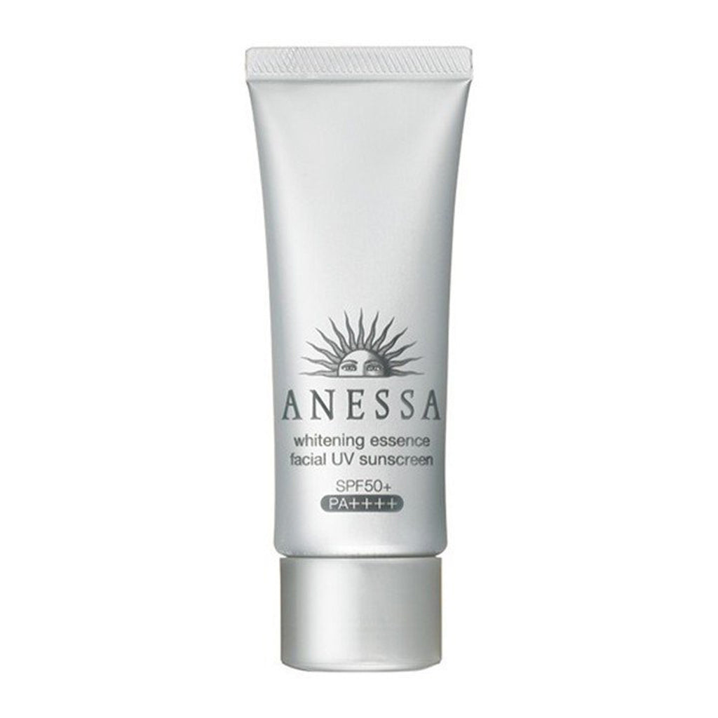 Shiseido Anessa Whitening Essence Facial UV Sunscreen SPF50+PA++++ 40g