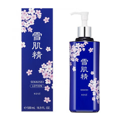 Kose Medicated Sekkisei Lotion - Sakura Limited Version 500ml