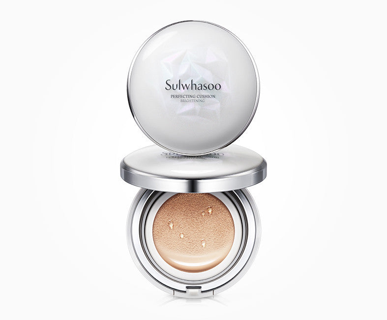 Sulwhasoo Perfecting Cushion Brightening No.17 Light Beige 15gx2