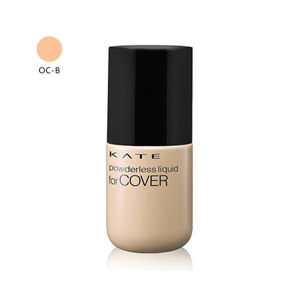 KATE Powderless Liquid Foundation - OC-B