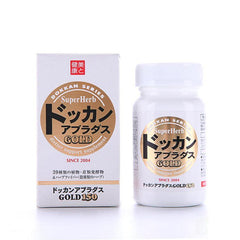 Japanese Enzyme Diet Supplement Dokkan Abura Das Gold 150 tablets