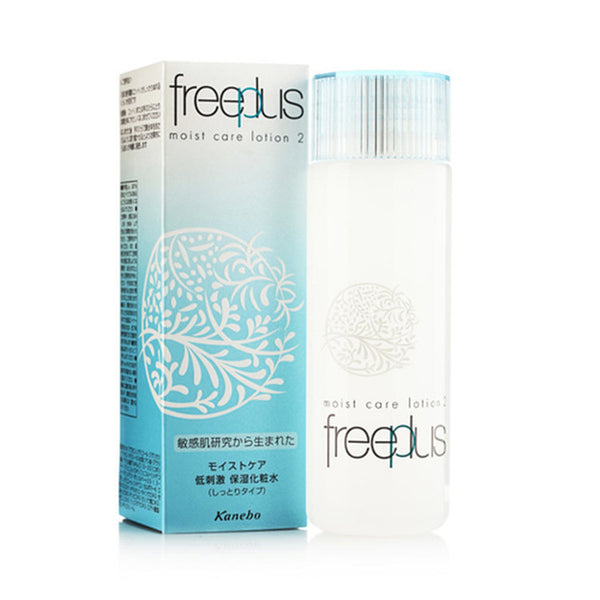 Kanebo Freeplus Moisture Repair Lotion 130ml