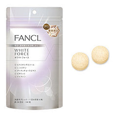 Fancl White Advance 30days (180tablets)
