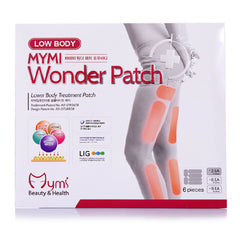 Korean MYMI Wonder Patch For Legs Slimming 3pairs