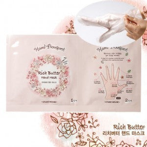Etude House Hand Bouquet Rich Butter Hand Mask
