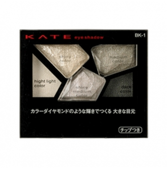 Kanebo KATE Color Shas Diamond Eye Shadow - BK-1