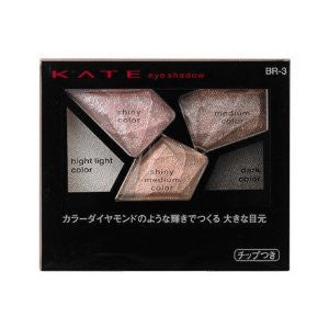Kanebo KATE Color Shas Diamond Eye Shadow - BR-3