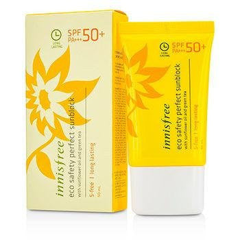 Innisfree Eco Safety Perfect Sunblock SPF50 PA++ 50ml