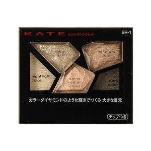 Kanebo Kate Color Shas Diamond Eye Shadow - BR-1