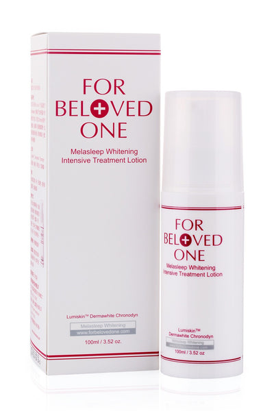 For Beloved One Melasleep Whitening Intensive Treatment Lotion 100ml