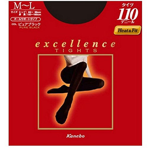 Kanebo Excellence 110 Denier Tights Limited Edition