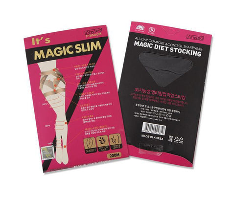 It's Magic Slim Tights Support Slimming Stockings - 1 set