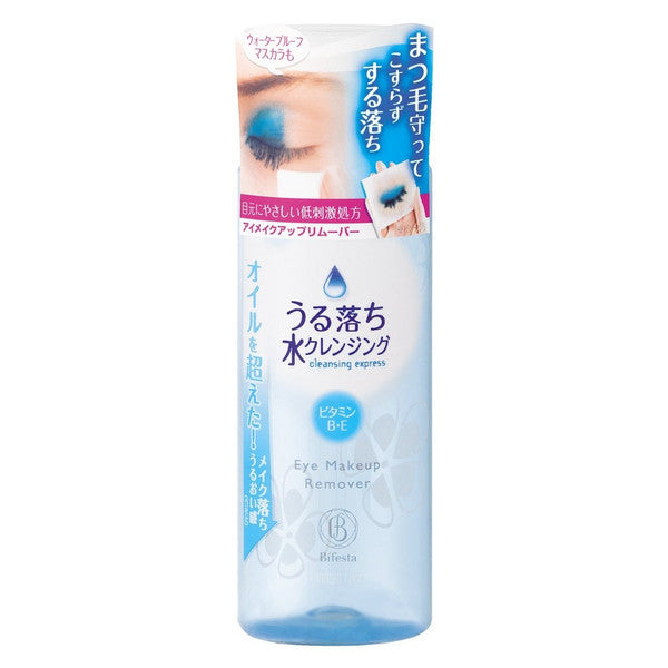Bifesta Uruochi Water Eye Makeup Remover 145ml