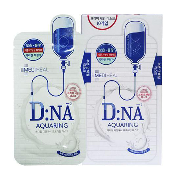 Mediheal DNA Protein Face Mask 10pcs