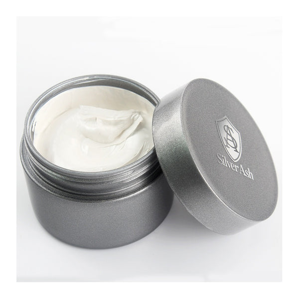 Silver Ash Coloured Hair Wax 80g