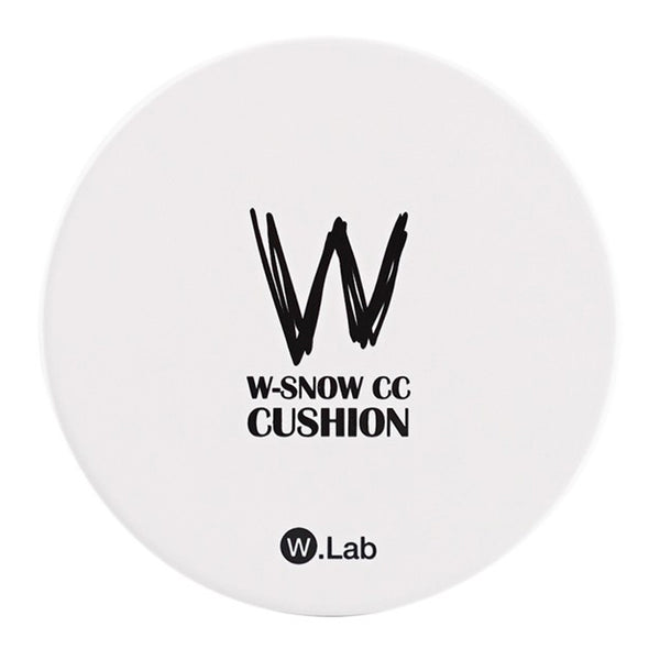 W.Lab W-Snow CC Cushion SPF 50+/PA+++ No.21 15g