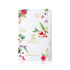 JAYJUN Anti-dust Whitening Mask 3 Step 10pcs