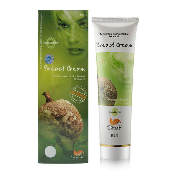 St.herb Breast Cream 100g