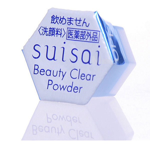Kanebo Japan suisai Beauty Clear Enzyme Cleansing Powder 32 cubes
