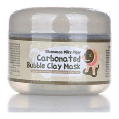 Elizavecca Carbonate Bubble Clay Mask 100g
