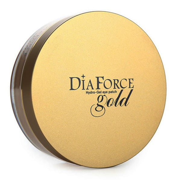 Miskin Diaforce 60 sheets Gold & Diamond Hydro-Gel Eye Patch