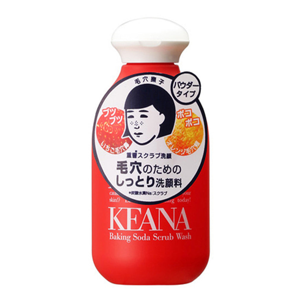 Ishizawa Keana Baking Soda Scrub Wash Powder 100g