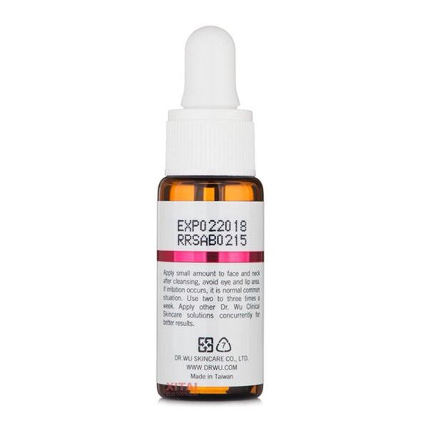 Dr. Wu Intensive Renewal Serum With Mandelic Acid 18% 30ml