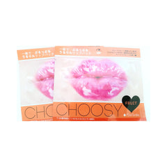 Pure Smile Choosy Lip Mask - Fruit 2pcs