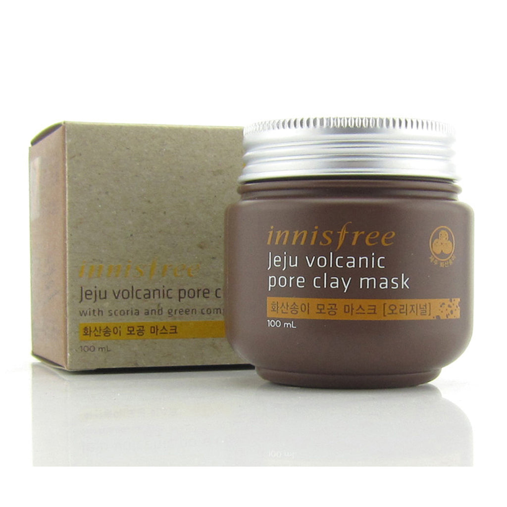 Innisfree Jeju Volcanic Pore Clay Mask 100ml