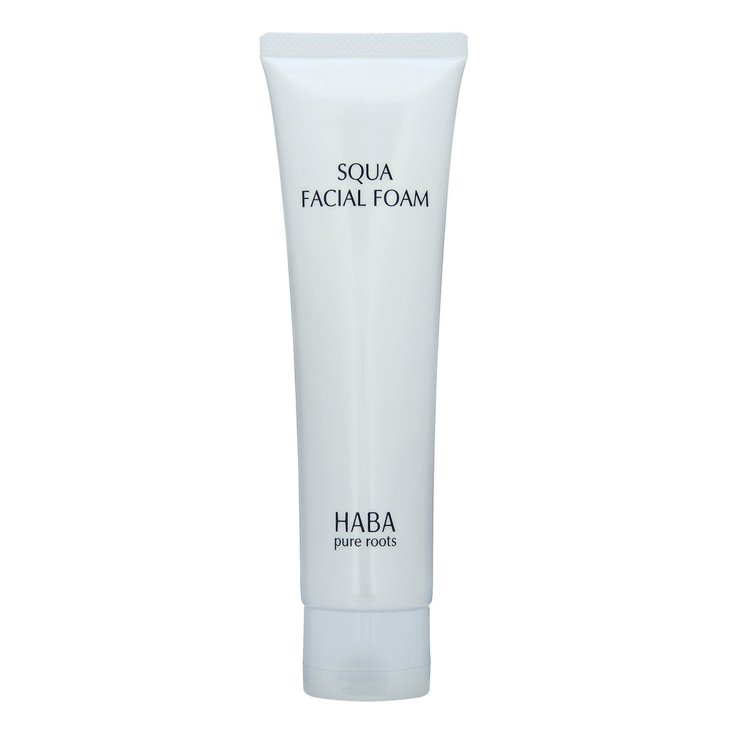 HABA Pure Roots Squa Facial Foam 100g